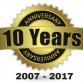 CELEBRATING 10 YEARS!!!